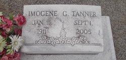 Imogene <I>Garner</I> Tanner
