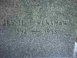 Jessie Mae <I>Thomas</I> Renshaw