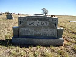 Alene Gertrude <I>Laxton</I> Callahan
