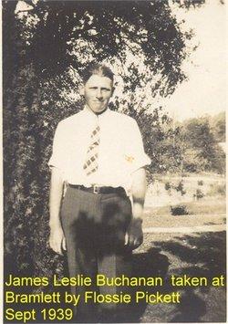 James Leslie Buchanan