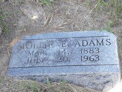 Mollie Eulalah <I>Settle</I> Adams