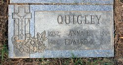 Anna <I>Loughead</I> Quigley