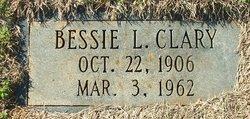 Bessie L Clary