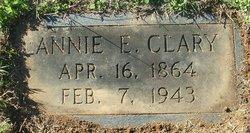 Annie E <I>Lynch</I> Clary