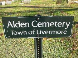 Alden Cemetery