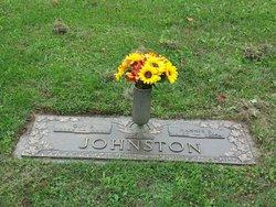 Nannie Gertrude <I>Barker</I> Johnston
