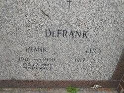 Lucy <I>Pagano</I> DeFrank