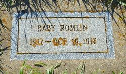 Baby Romlin
