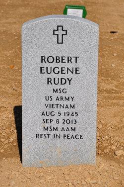 Robert Eugene Rudy