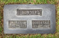 Dorleskie <I>Taylor</I> Bowyer