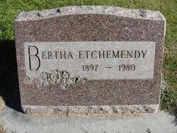 Bertha L <I>Phillips</I> Etchemendy