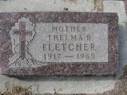 Thelma Dorris Fletcher