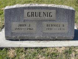 Bernice Bever Gruenig
