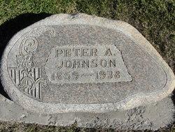 Peter A Johnson