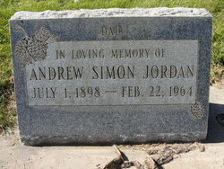 Andrew Simon Jordan