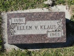 Ellen Victoria <I>Peterson</I> Klaus