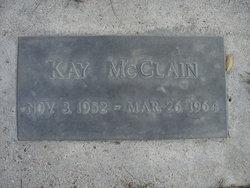 Carolyn Kay McClain