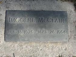 Mary Imogene McClain