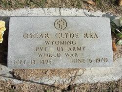 Clyde Rea