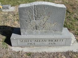 Scott Allan Rickett