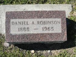 Daniel A Robinson