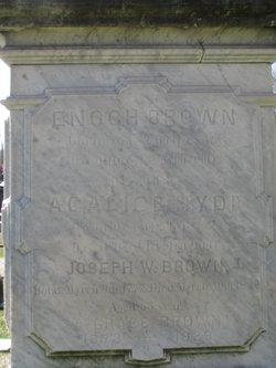 Joseph Warren Brown