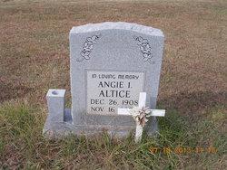 Angie I Altice