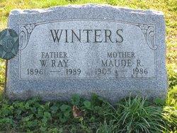 Maude R. Winters
