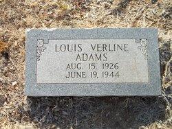 Louis Verline Adams