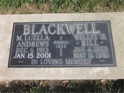 """Willis H """"Bill"""" Blackwell"""