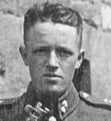Serjeant Thomas James Gildea