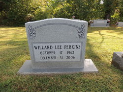 """Willard """"Willie"""" Perkins"""