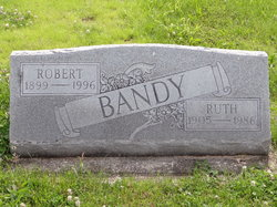 Ruth <I>Hamilton</I> Bandy