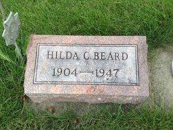Hilda C. <I>Farthing</I> Beard