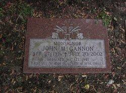 John M. Gannon