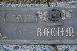 Barton J. Boehm, Sr