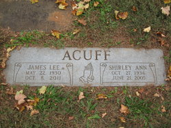 Shirley Ann Acuff