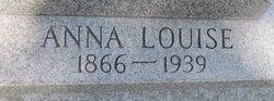 Anna Louise <I>Groennert</I> Grattendick