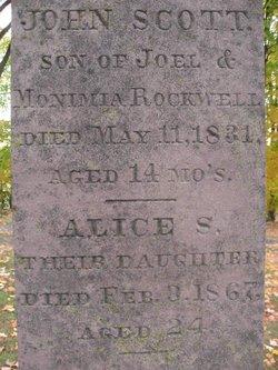 Alice S Rockwell