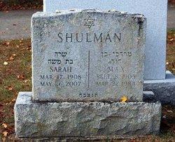 Max Shulman