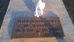 Frank Edward Asbury