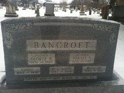 Sarah Jane <I>Michaels</I> Bancroft