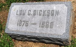 Lou C. Dickson