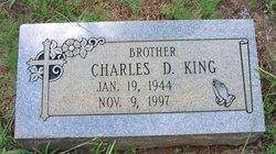 Charles D King