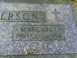 "Margaret Milvina ""Maggie"" <I>McClung</I> Anderson"