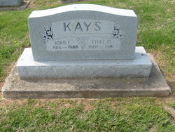 Ethel M. <I>Latham</I> Kays