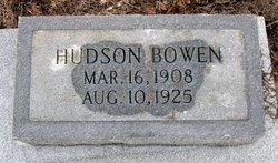 Hudson Bowen