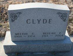 Beulah Fredereaka <I>Spangler</I> Clyde