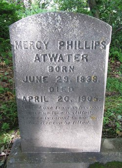 Mercy <I>Phillips</I> Atwater