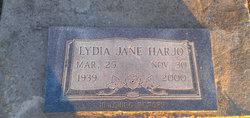 Lydia Jane Harjo